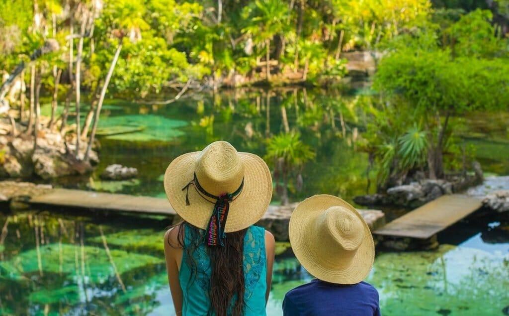 cenotes da riviera maya