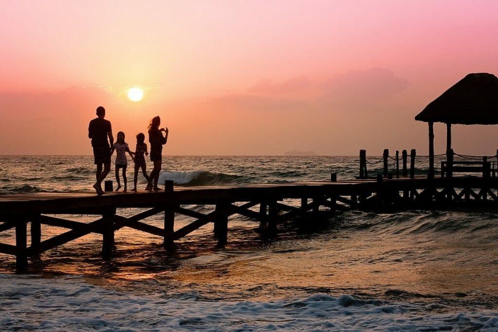 dicas de praias para ferias em familia