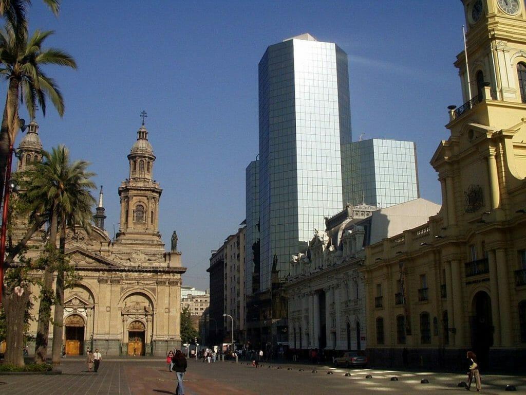 turismo no chile