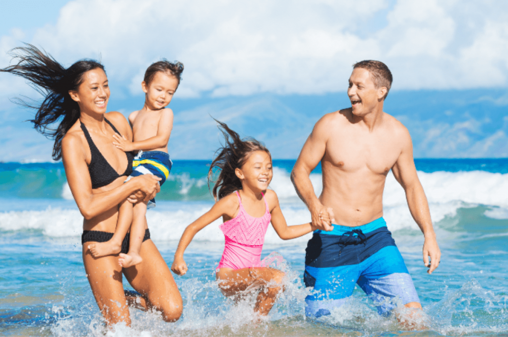 lugares para viajar com a familia no brasil