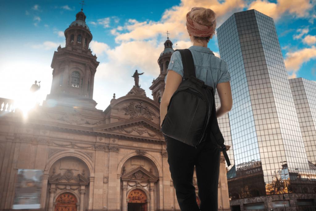 pontos turísticos chile Santiago